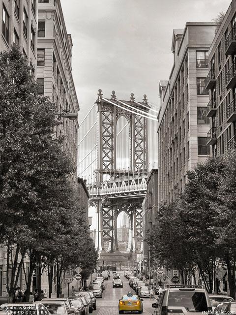Manhattan Bridge, DUMBO