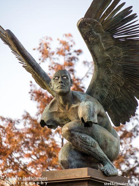 Monument au Fantome, Houston