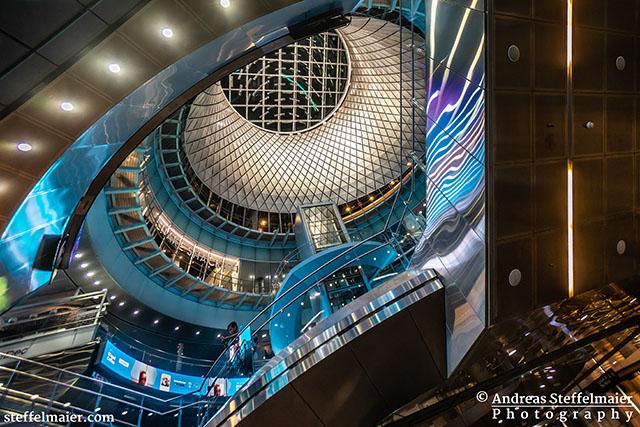 Fulton Street Center - Andreas Steffelmaier Photography