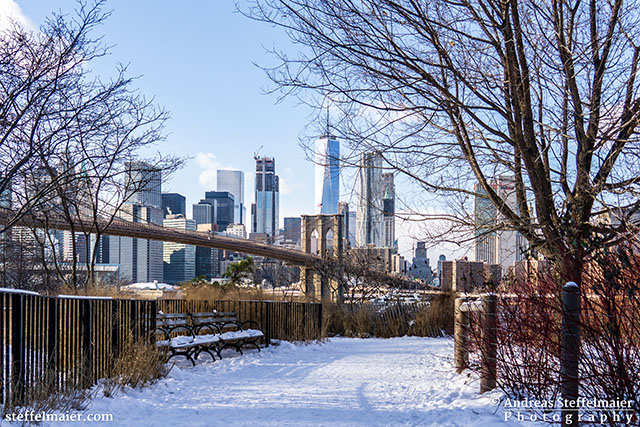 nyc winter wonderland andreas steffelmaier