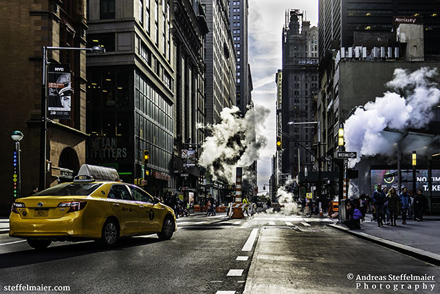 andreas steffelmaier photography smoke in the city
