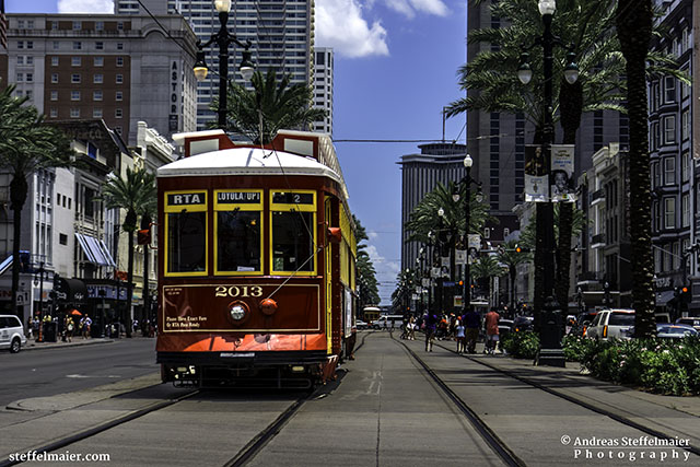 andreas steffelmaier photography nola streetcars