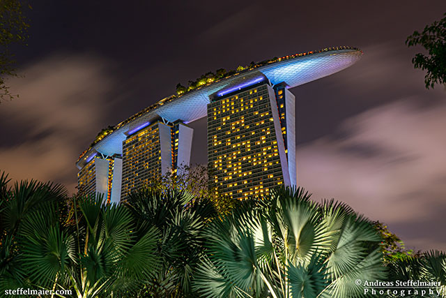 Andreas Steffelmaier Photography Marina Bay Sands Singapore
