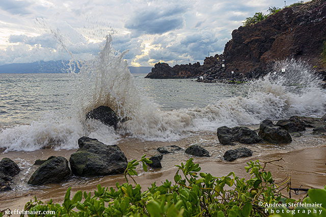 Andreas Steffelmaier Photography Kaanapali Beach