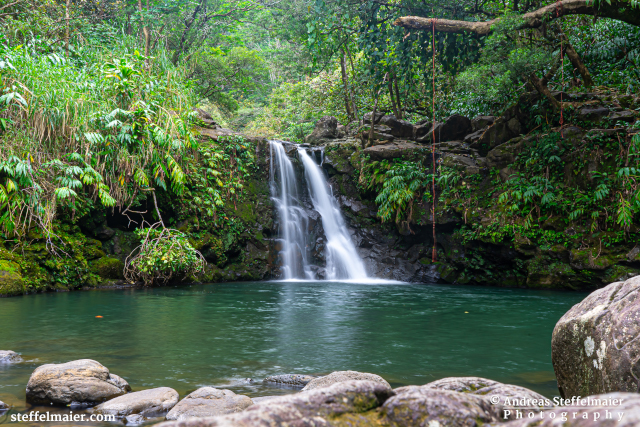 Andreas Steffelmaier Photography Maui Waterfalls