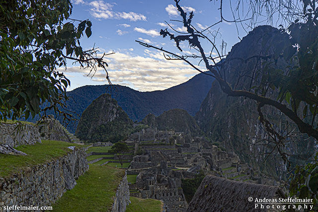 Andreas Steffelmaier Photography The Lost City of Machu Picchu