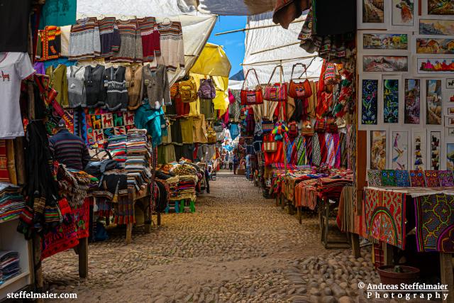 Andreas Steffelmaier Photography Peruvian Marketplace