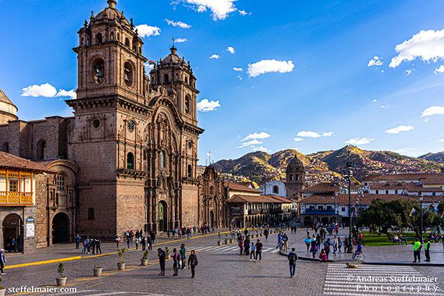 Andreas Steffelmaier Photography Plaza de Armas