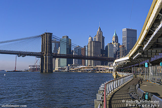 Andreas Steffelmaier Photography NYC Downtown Skyline