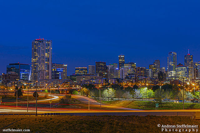 andreas steffelmaier photography denver nightlights